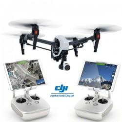 Quadcopter DJI Inspire 1 v2.0 + additional remote