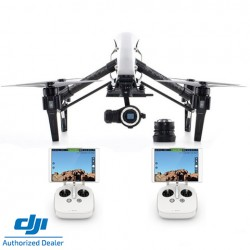 Quadcopter DJI Inspire 1 Raw