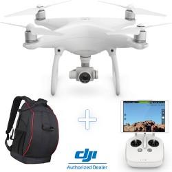 DJI Phantom 4 Camera Drone + DJI Backpack